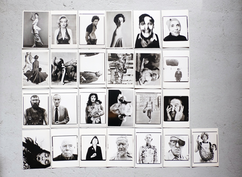 Richard Avedon: Avedon Boxed Postcards