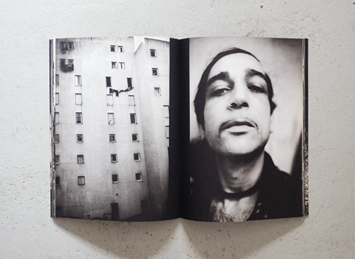 Anders Petersen: City Diary