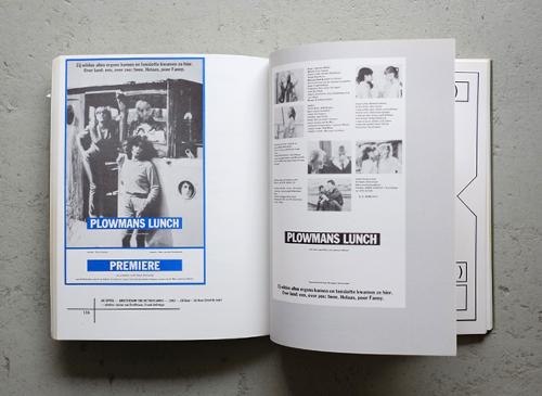Lawrence Weiner: Posters November 1965 - April 1986 [Signed]