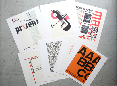 The Avant-Garde in Print 全5巻セット