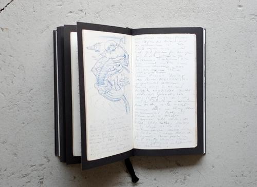 H. R. Giger: Alien Diaries 7/8