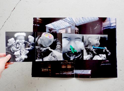 COMME des GARCONS DM: Quay Brothers 1-27 / 27 volumes set