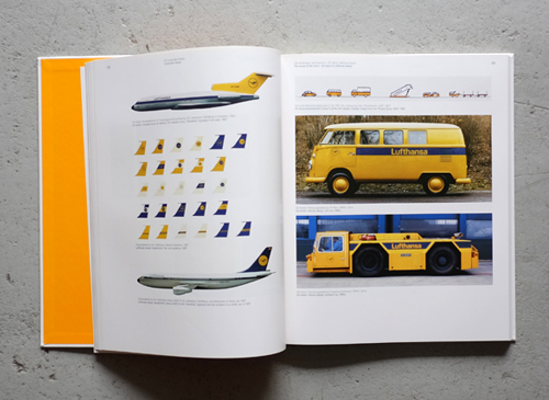The Wings of the Crane: 50 Years of Lufthansa Design