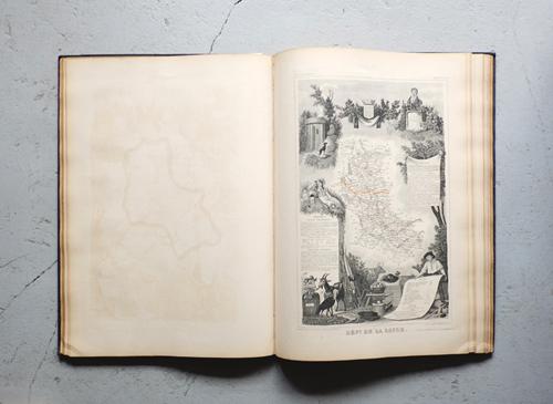 Atlas National de la France