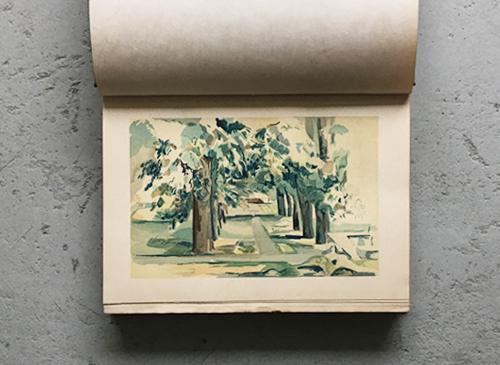 セザンヌ全集 前期・後期時代篇 2巻セット 高見澤版