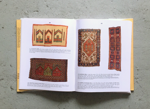 Oriental Rugs from Pacific Collections