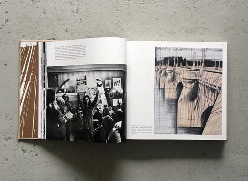 Christo: The Pont Neuf Wrapped