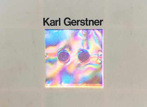 カール・ゲルストナー 東京画廊カタログ