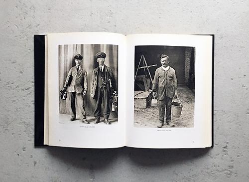 August Sander: En photographie, il n'existe pas d'ombres que l'on ne puisse eclairer !