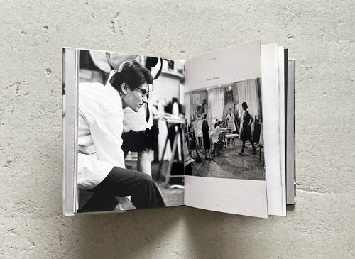 debut - Yves Saint Laurent 1962