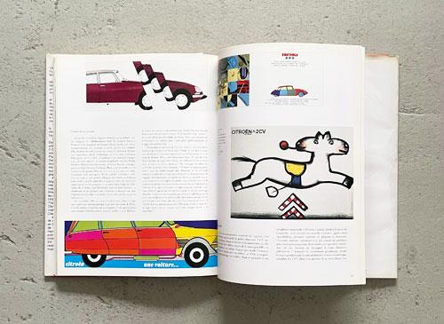 80 ans de publicite Citroen et toujours 20 ans