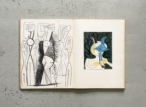 VERVE: Revue Artistique et Litteraire Vol. VII, Nos. 25 et 26 Picasso
