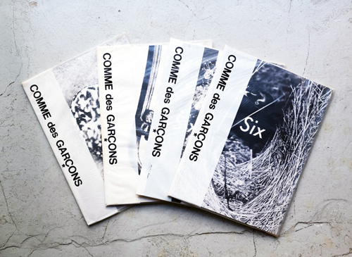 Comme des Garcons: Six 全8巻