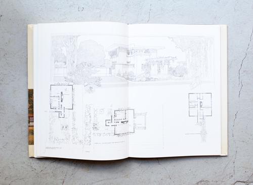 フランク・ロイド・ライト建築図面集