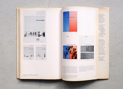 Anton Stankowski: Firmen-Image