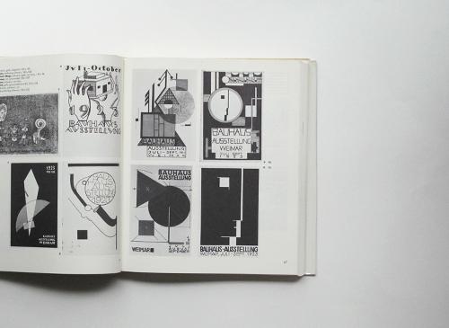 bauhaus drucksachen typografie reklame u