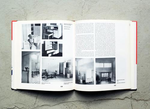 Die Architektur am Bauhaus in Weimar