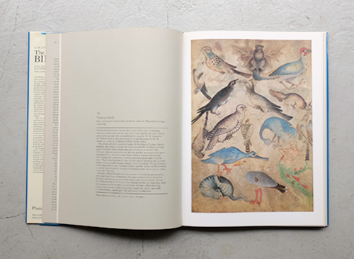 The Book of Birds - Five centuries of bird illustration