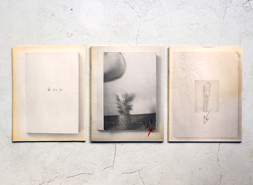 Mark Borthwick: Xerox 3 Books - 1978, Synthetic Voices, 2000-1 Maison Martin Margiela