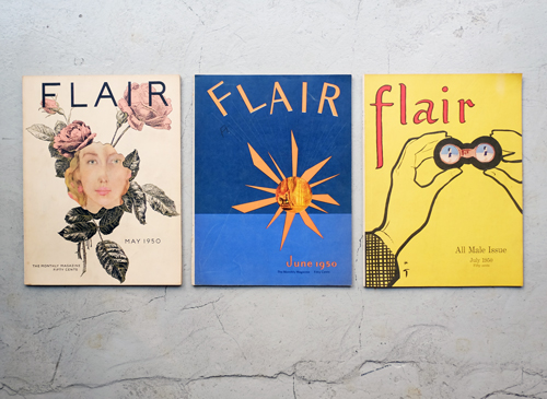 Flair Magazine Complete Set: February 1950 to Janualy 1951 - 全12号揃