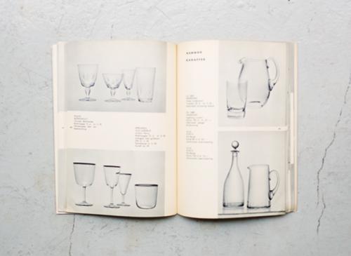 Glas for hushallet