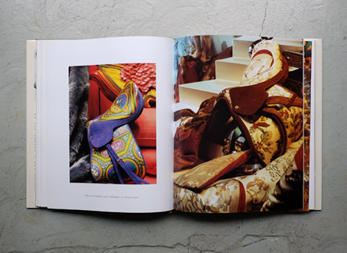 Les Vitrines Herm�s : Contes nomades de Le�la Menchari