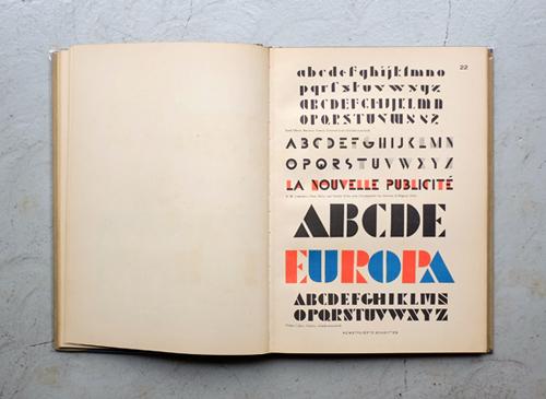 Herbert Hoffmann: Hoffmans Schriftatlas