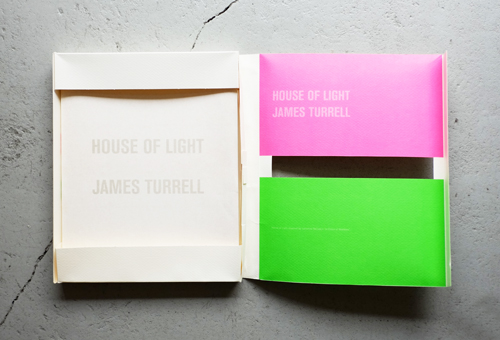 ジェームズ・タレル HOUSE OF LIGHT 光の館