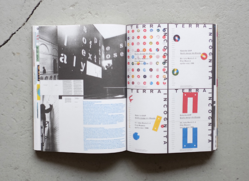 Karel Martens: printed matter / drukwerk [Second Edition]