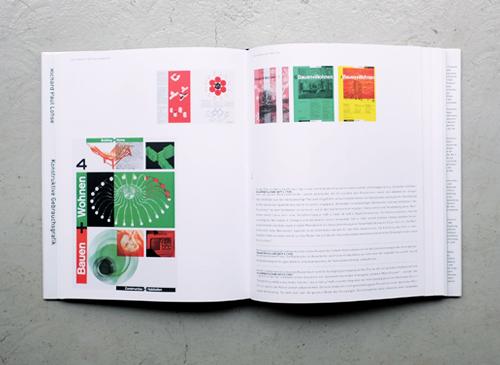 Richard Paul Lohse: Konstruktive Gebrauchsgrafik