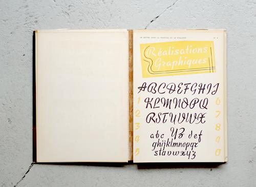 La Lettre dans la Peinture et la Publicité