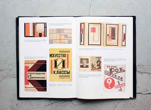 Le Constructivisme Russe: Typographies & Photomontages