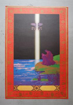 横尾忠則ポスターカレンダー Clear Light 1975年