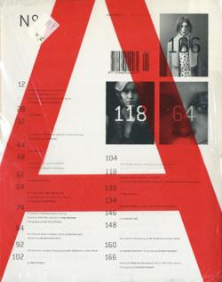 N°Magazine: Dirk Van Saen / Bernhard Willhelm / Hussein Chalayan / Viktor&Rolf 各巻