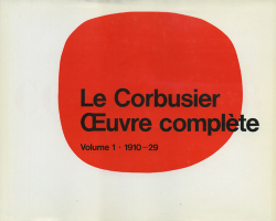 le corbusier oeuvre complete