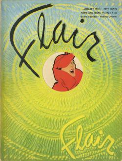 Flair Magazine January