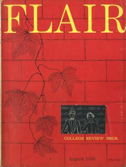 Flair Magazine 各号 august