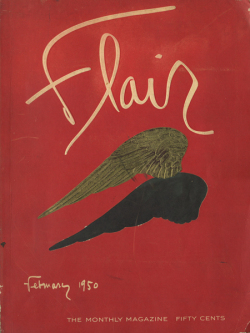 flair magazine 1950