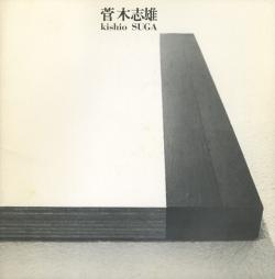 菅木志雄 東京画廊カタログ