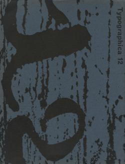 Typographica 第2期 各号