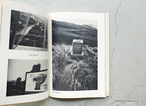 Robert Frank: The Lines of My Hand [Lustrum Press]