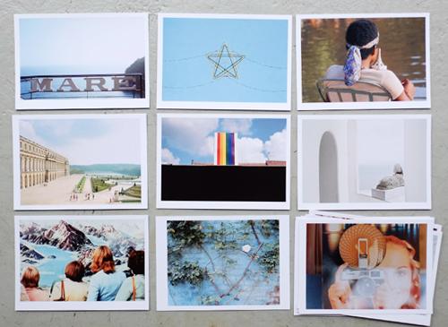 Luigi Ghirri: Postcards ルイジ・ギッリ(ギリ)