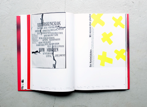Uwe Loesch: Nevertheless Posters|Nichtsdestoweniger Plakate