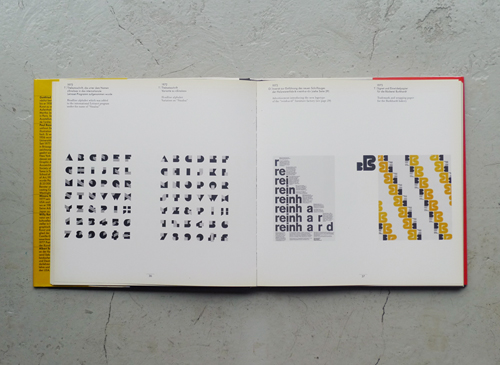 Siegfried Odermatt & Rosmarie Tissi: Graphic Design