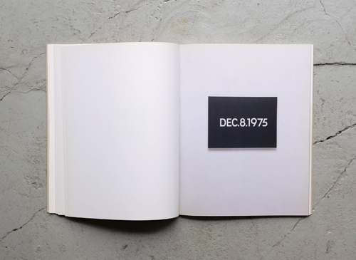 On Kawara: Museum fur Moderne Kunst