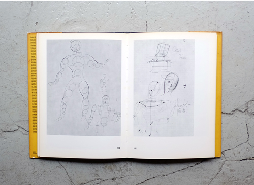 Oskar Schlemmer: Man - Teaching Notes from Bauhaus