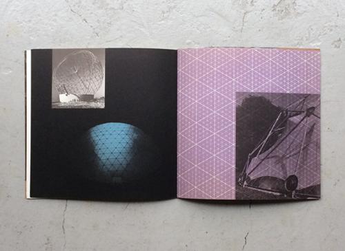 Quadrat-Print: Buckminster Fuller バックミンスター・フラー