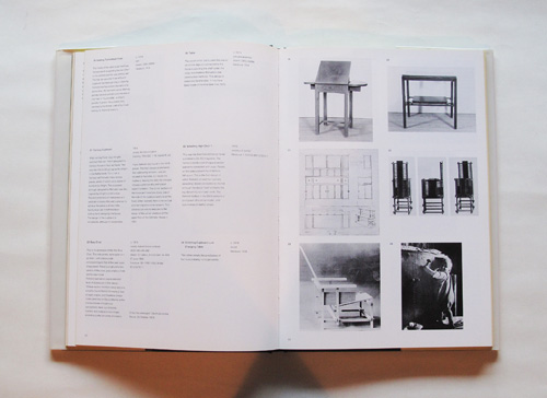 the complete rietveld furniture