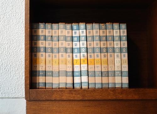 世界建築全集 全14巻セット