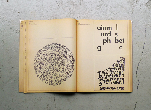 sound texts ? concrete poetry visual texts